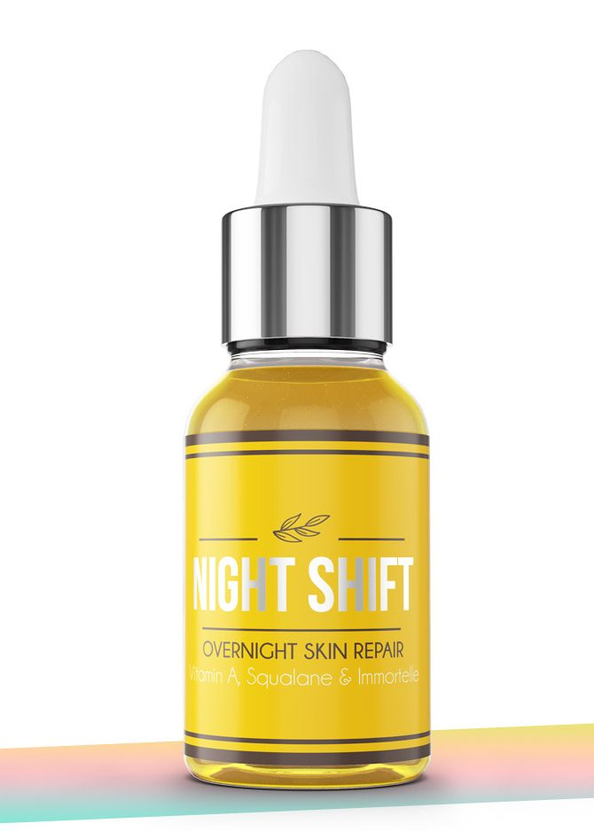 Night Shift serum za obraz