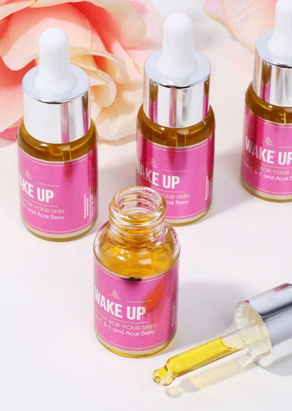 Wake Up daily protective serum
