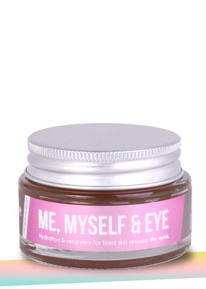 Me, myself & EYE facial gel