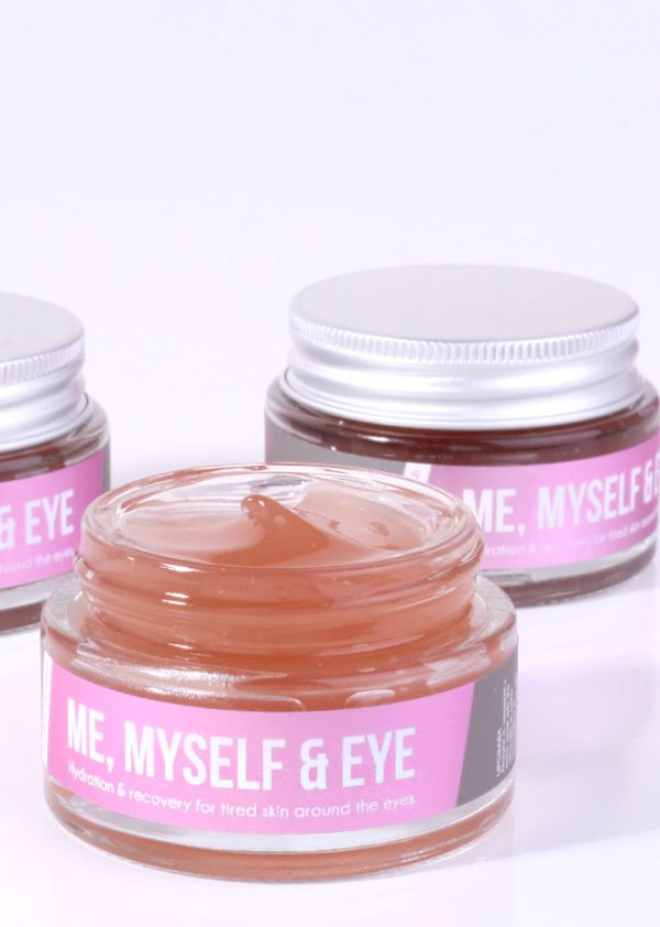 Me, myself & EYE facial gel