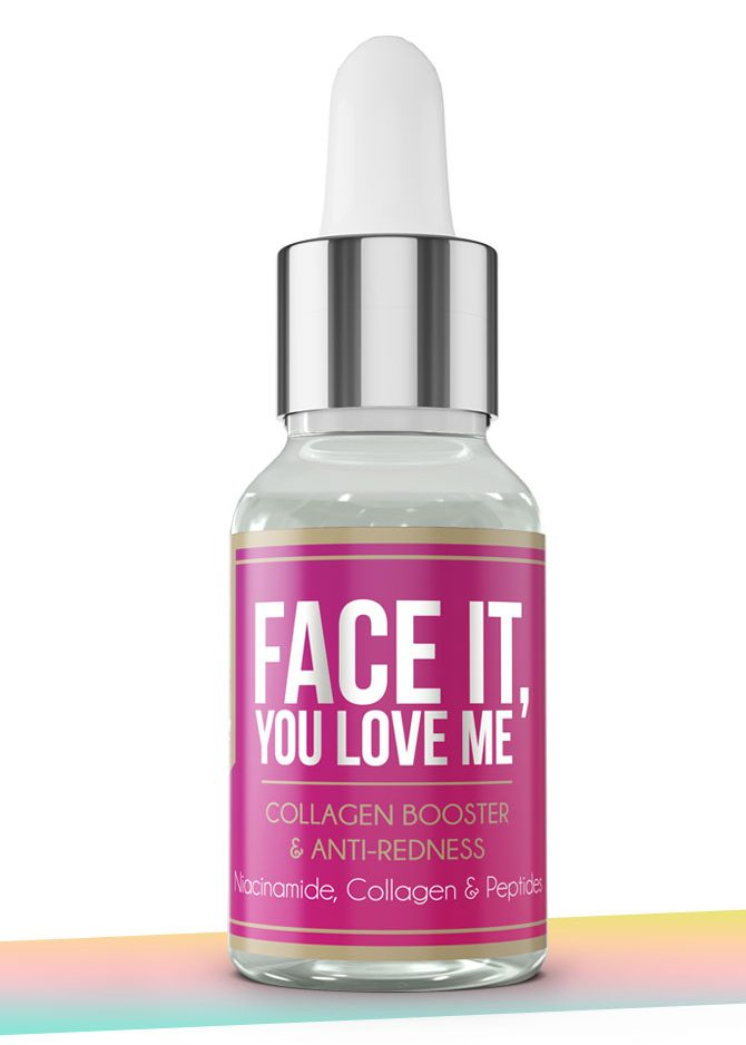 Face it you love me serum za obraz