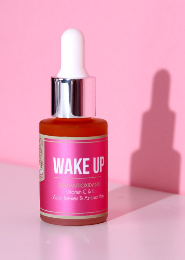Wake Up facial serum